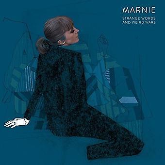 Marnie - seltsame Worte & Weird Wars [Vinyl] USA importieren