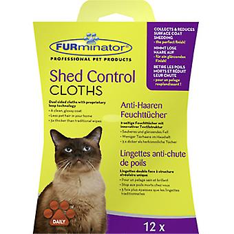 Furminator Cat Hair towelettes (Cats , Grooming & Wellbeing , Cleaning & Disinfection)