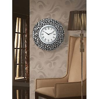 Wellindal Verona Wall Clock, Ø50 (Decoration , Clocks)