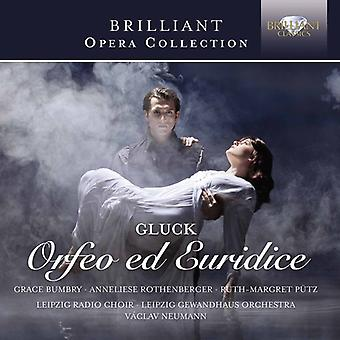 Christoph Willibald Gluck - Gluck: Orfeo Ed Euridice [CD] USA import