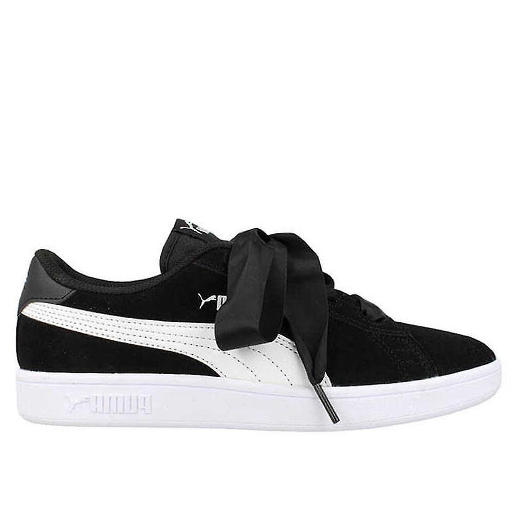 PUMA Smash V2 Ribbon JR 36600301 Universal Kinder ganzjährig Schuhe