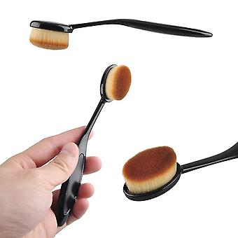 Oval Brush | Oval makeup brush
