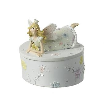 Heaven Sends Fairy Trinket Box