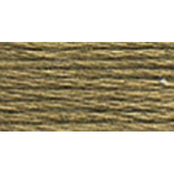 DMC 6-Strand Embroidery Cotton 100g Cone-Beige Grey Very Dark
