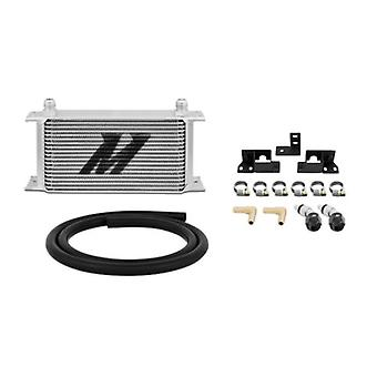Mishimoto MMTC-WRA-07 Silver Transmission Cooler Kit for Jeep Wrangler JK