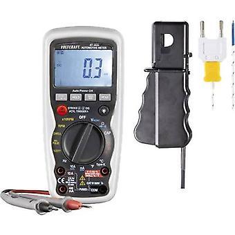 VOLTCRAFT AT-400 Handheld multimeter Digital Calibrated to: Manufacturer's standards (no certificate) Vehicle testing CA