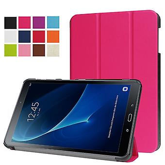 Premium Smart cover pink case for Samsung Galaxy tab A 10.5 T590 / T595 2018