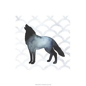 Animal Silhouettes V Poster Print by Grace Popp (13 x 19)