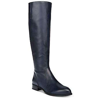 Nine West Womens nicolah Suede Pointed Toe Knee High Fashion Boots