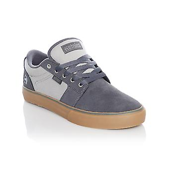 Etnies Grey-Tan Barge LS Shoe