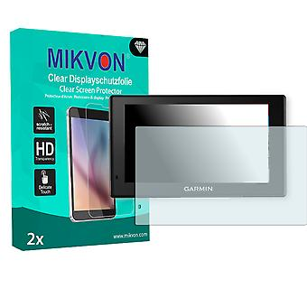 Garmin DriveAssist 50LMT-D Screen Protector - Mikvon Clear (Retail Package with accessories)