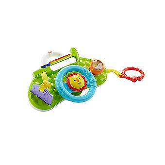 Fisher Price laminage et tableau de bord se promener