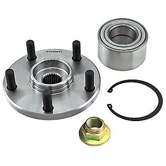 WJB WA518508 - Front Wheel Hub Bearing Assembly - Cross Reference: Timken HA590303K / Moog 518508 / SKF BR930303K