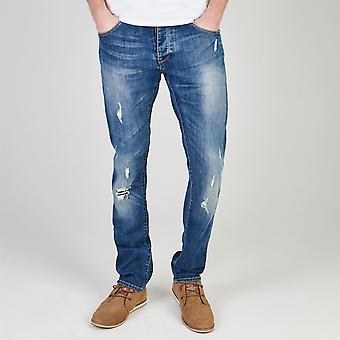 883 Police Mens Jeans Tapered Pants Trousers Bottoms