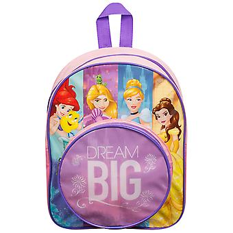 Disney Princess Princesses Bag Mini Backpack 31x27x10cm