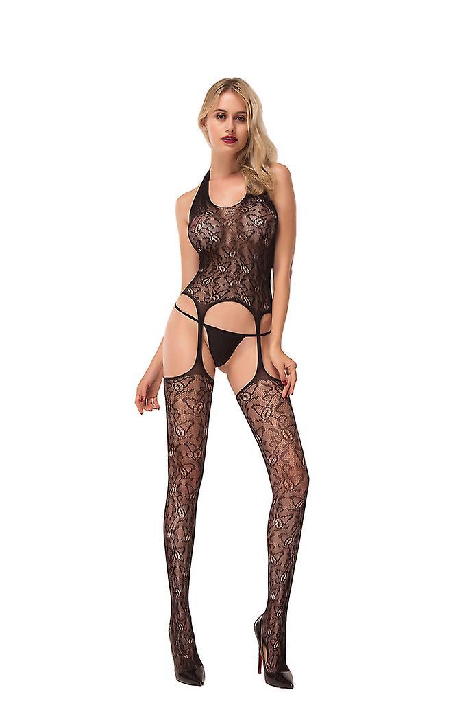 248fe33600e Sexy body stockings in black IE8902