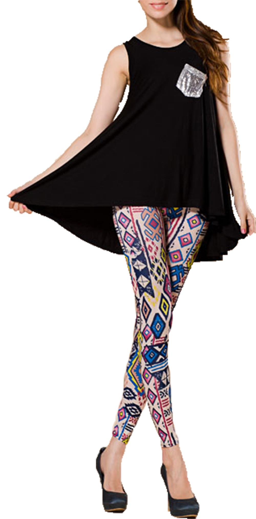 Waooh - Legging reasons graphics