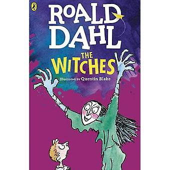The Witches by Roald Dahl - Quentin Blake - 9780141365473 Book