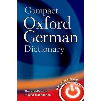 قاموس أكسفورد الاتفاق الألماني من قواميس أوكسفورد-97801996631