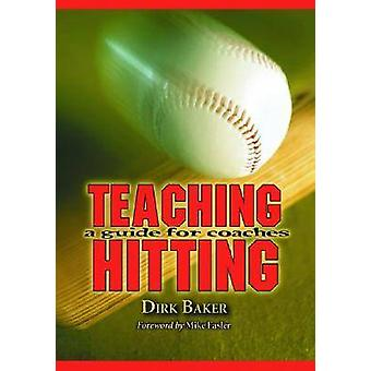 Teaching Hitting - A Guide for Coaches by Dirk Baker - 9780786420490 B