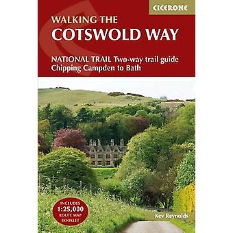 The Cotswold Way (4th Revised edition) by Kev Reynolds - 978185284816