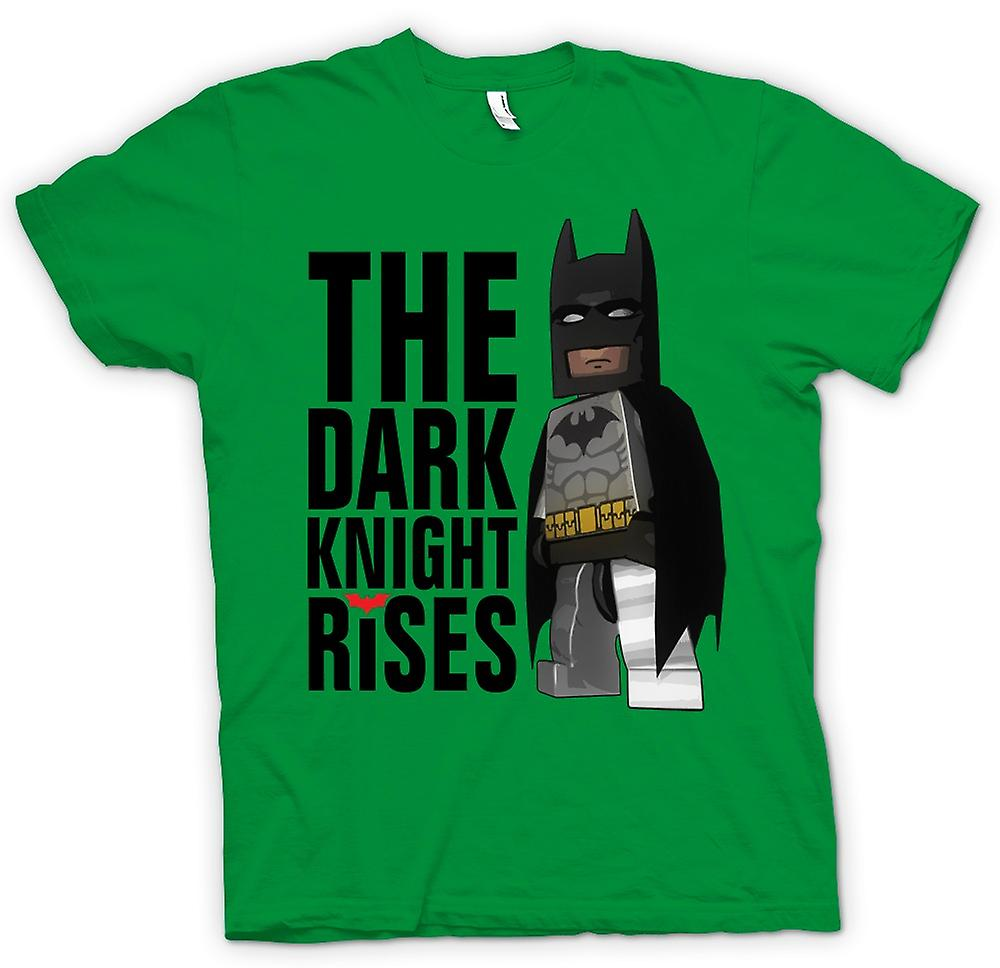 Hommes T-shirt - Batman Lego Super Hero - The Dark Knight Rises