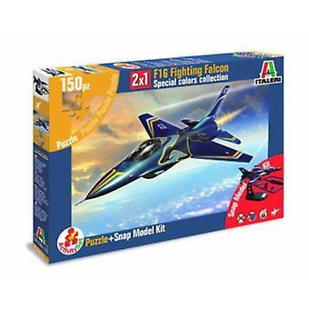 طراز فالكون 2 × 1 القتال F16 إيتاليري + بانوراما
