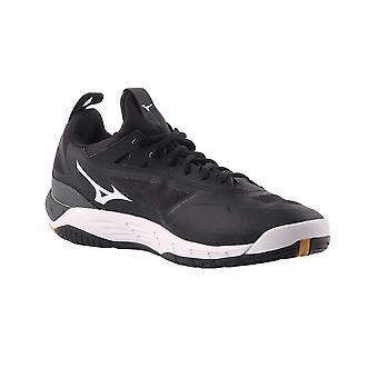 Mizuno Wave V1GA182010 luminosa voleibol todos os sapatos de homens do ano
