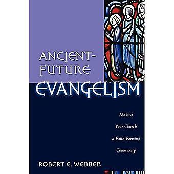 Antika-framtiden Evangelisation: Gör din kyrka en tro-bilda gemenskap (Ancient-framtid tro)