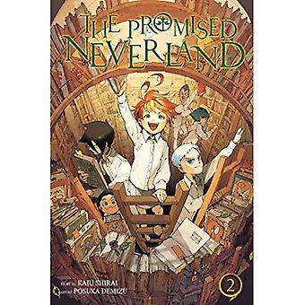 Den utlovade Neverland, Vol. 2 - den utlovade Neverland 2 (Häftad)