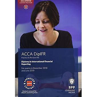 DipIFR Diploma in International Financial Reporting: Revision Kit