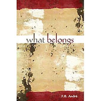 What Belongs