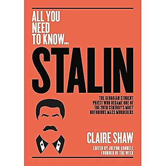 Stalin: The Georgian student priest who became one of the 20th century's most notorious mass murderers (All you need to� know)