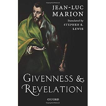 Givenness och uppenbarelse