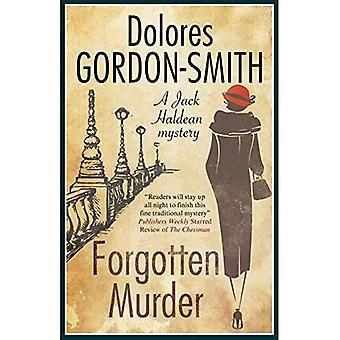 Vergessene Mord (ein Jack Haldean Murder Mystery)