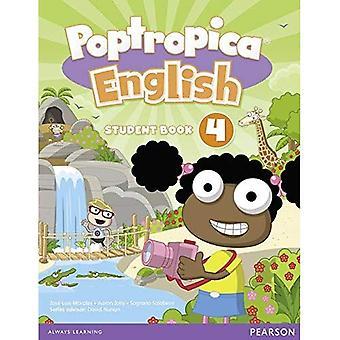 Poptropica English American Edition 4 Student Book
