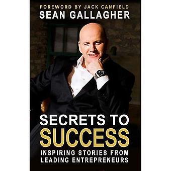 Secrets to Success: Inspiring Stories from Leading Entrepreneurs