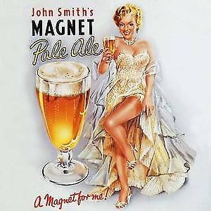 John Smiths Magnet drinks mat / coaster