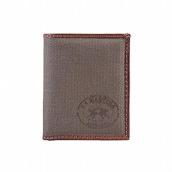Hombres la Martina Wallet Brown