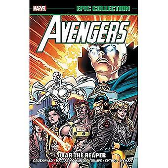 Avengers Epic kolekcja: strach Reaper