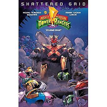 Mighty Morphin Power Rangers Vol. 8 (Mighty Morphin Power Rangers)