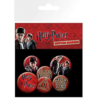 Harry Potter Icon Badge Pack