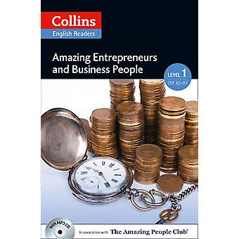 Amazing Entrepreneurs & Business People - A2 by Helen Parker - Fiona M