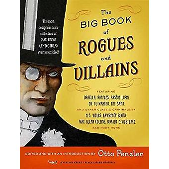 The Big Book Of Rogues And Villains by Otto Penzler - 9780525432487 B