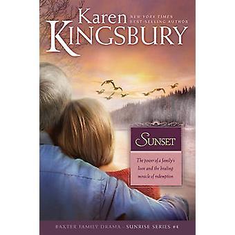 Sunset by Karen Kingsbury - 9780842387583 Book