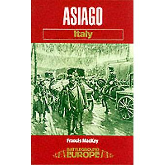 Asiago - 15/16 June - 1918 Battle in the Woods and Clouds by Francis M