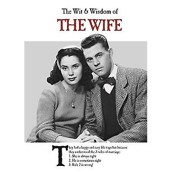 The Wit and Wisdom of the Wife by Emotional Rescue - 9781787411661 Bo