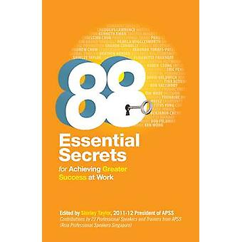 88 Essential Secrets by Shirley Taylor - 9789814351409 Book