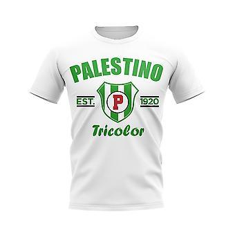 Palestino camiseta de fútbol establecida (blanco)