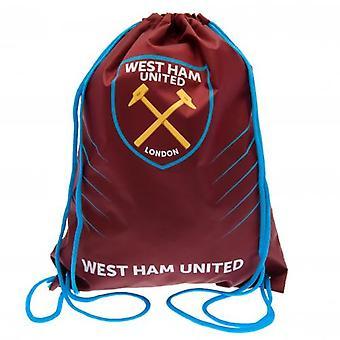 West Ham United Gym Bag SP